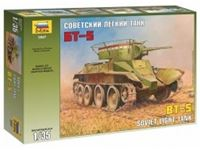 Picture of 1/35 BT-5 Soviet Light Tank