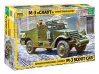 Picture of 1/35 M3 Scout Car Armored Personnel Carrier