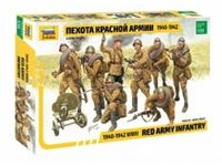 Picture of 1/35 Red Army Infantry (1940-1942 WWII)