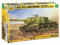 Picture of 1/35 ISU-152 Soviet Tank Destroyer