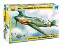 Picture of 1/48 German Fighter Messerschmitt BF-109 F2