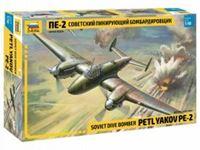 Picture of 1/48 Petlyakov PE-2 Soviet Dive Bomber