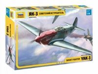 Picture of 1/48 YAK-3 Soviet Fighter
