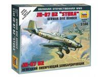"""Picture of 1/144 German Dive Bomber Ju-87 B2 """"Stuka"""""""