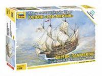 """Immagine di 1/350 Galeon """"San Martin"""" Flagship of the Armada Invincible"""
