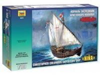 "Immagine di 1/100 Christopher Columbus Expedition Ship ""Nina"""