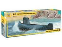 Immagine di 1/350 K-19 Soviet Nuclear Submarine