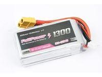 Picture of Batteria Lipo 3S 1300 mAh 35C Silver V2 - XT60