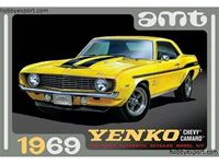 Picture of AMT   	1/25 KIT  Chevy Camaro Yenko 1969