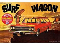 Picture of AMT 1/25 KIT Chevelle Surf Wagon 1965