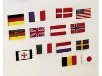 Immagine di KRICK  2 bandiere 25x40 INGLESE