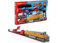 Picture of Mehano set completo Treno Wrecker Crane  scala H0 met 741