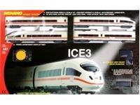 Picture of Mehano  STARTER SET completo Treno ICE 3 scala H0 met 742