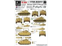 Immagine di 1/35 DECAL (DECAL) German Tanks In Italy No.3