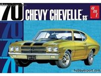 Picture of AMT 1/25 KIT  Chevy Chevelle SS 2T 1970