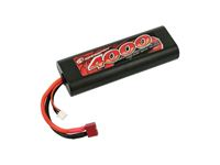 Picture of robitronic - Lipo battery 4000MAH 2S45CDeans