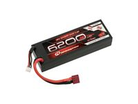 Picture of robitronic - Lipo battery 6200 MAH 2S45C