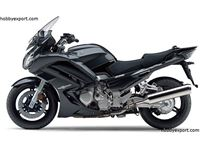 Picture of Aoshima  	1/12 DIE CAST (DIE CAST) Yamaha FJR1300A Mad Dark Gray Metallic