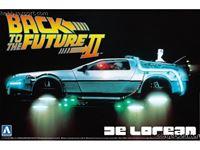 Immagine di Aoshima 1/24 KIT  Back To The Future II DeLorean