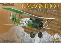 Picture of EDUARD MODEL IL Magnifico Hanriot HD.I in Italian Service Limited Edition