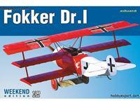 Immagine di EDUARD MODEL Fokker DR.I 1/48
