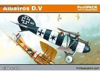Picture of EDUARD MODEL Albatros D.V Profipack