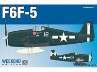 Picture of EDUARD MODEL F6F5 Hellcat Weekend Edition