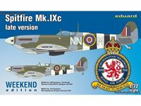 Picture of EDUARD MODEL Spitfire Mk.IXc Late Version