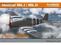 Picture of EDU MODEL Hellcat Mk. I Mk. Ii Dual Combo 172