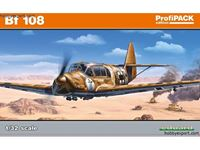 Picture of EDUARD MODEL Bf108 Profipack