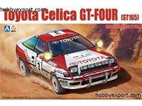 Picture of Toyota Celica St165 Safari 1990