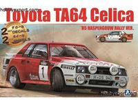 Picture of Toyota TA64 Celica 85 Haspengouw Rally Ver.