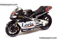 Immagine di IXO 1/43 DIE CAST  Honda Nsr 500 Capirossi Loris 2002