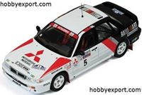 Picture of IXO 1/43 DIE CAST  Mitsubishi Galant Vr4 Vatanen Rac Rally 1988