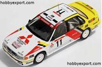 Immagine di IXO  1/43 DIE CAST  Mitsubishi Galant Vr4 Corsica 1991