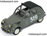 Immagine di IXO  1/43 DIE CAST (DIE CAST) Citroen 2Cv Monte Carlo 1954