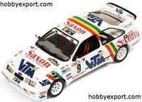 Picture of IXO  1/43 DIE CAST  Ford Sierra Cosworth Mcrae Colin Ypres 1990