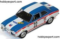 Picture of IXO  	1/43 DIE CAST Ford Escort Mk.I Staepelaere Ypres 1970