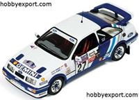 Picture of IXO  	1/43 DIE CAST Ford Sierra Cosworth Mcrae Colin Lombard 1989