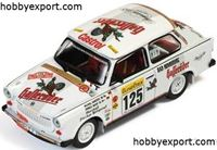 Picture of IXO   	1/43 DIE CAST Trabant 601 Monte Carlo 1995