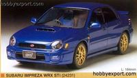 Picture of Tamiya - 1/24 KIT Subaru Impreza Wrx
