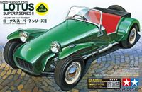 Immagine di Tamiya -  	1/24 KIT  Lotus Super 7 Series II