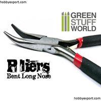 Immagine di Bent Long Nose Pliers