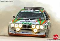 Picture of 1/24 KIT LANCIA DELTA S4 1986 SANREMO RALLY
