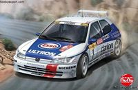 Picture of 1/24 KIT PEUGEOT 306 MAXI MONTE CARLO 1996