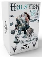 Picture of HALSTEN WOLF NOSE (90 mm scale)