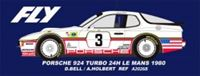 Picture of Porsche 924 turbo - n.3 24H Le Mans 1980 - D.Bell, A.Holbert