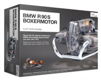 Picture of 1/2 BMW R90 S-Boxermotor / Flat-Twin Motorcycle Engine