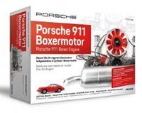 Immagine di 1/4 Porsche 911 Flat Six Boxer Engine