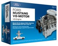Immagine di 1/3 Ford Mustang V8-Engine